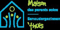 logo maison des parents solos